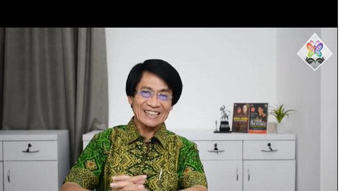 Potret Kresno Mulyadi Saudara Kembar Kak Seto. (Sumber: Instagram.com/treatable_autism)