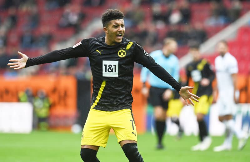 Dortmund's Sancho to miss Super Cup against Bayern