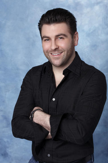 """The Bachelorette"" Season 9 - Nick R"
