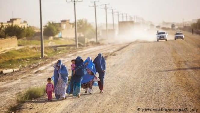 Penyintas Perempuan Afghanistan Hadapi Taliban di Meja Perundingan