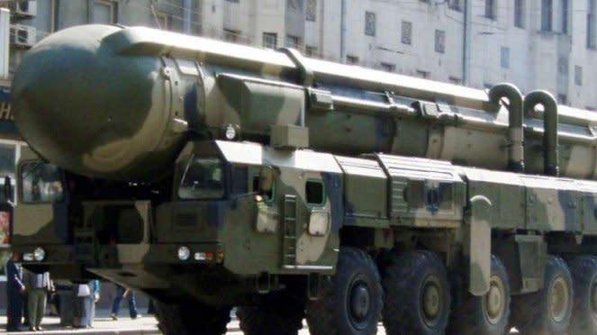 VIVA Militer: Rudal nuklir antarbenua China, Dongfeng 41 (DF-41)