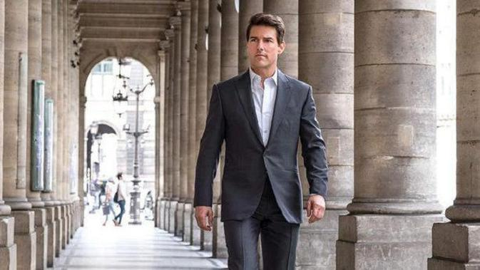 Tom Cruise Dalam Mission Impossible: Fallout. (Foto: © Paramount Pictures)