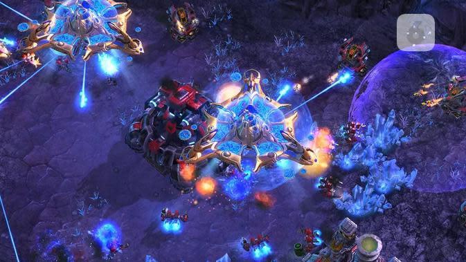 AI DeepMind Milik Google Mampu Bertarung dengan Gamer Profesional StarCraft 2