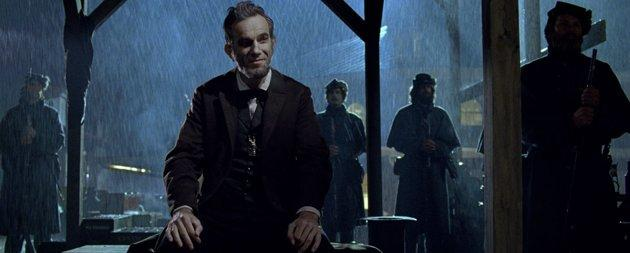 'Lincoln' star Daniel Day-Lewis heard the voice in his head