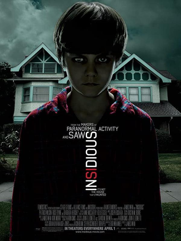 Poster Insidious. (Foto: Dok. Sony Pictures Releasing/ IMDb)