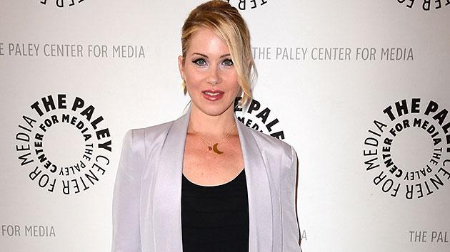 Christina Applegate Is Taking a Working 'Vacation'
