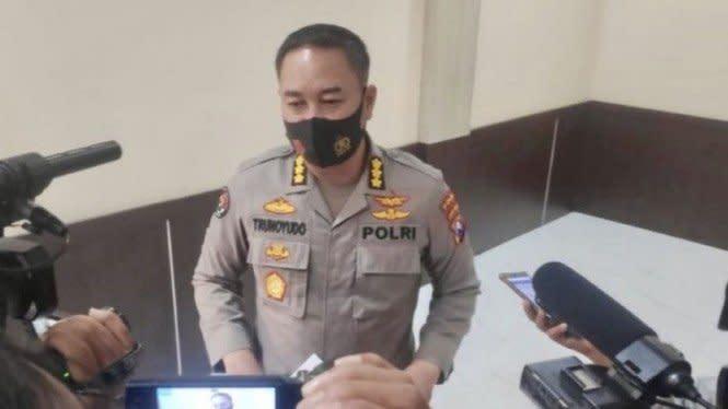 Polisi yang Dangdutan di Acara Pisah Sambut Disidang Kapolres