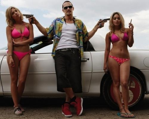 'Spring Breakers' Review: 'Where the Boys Are' - But With More on Its Party-Till-You're Numb Mind