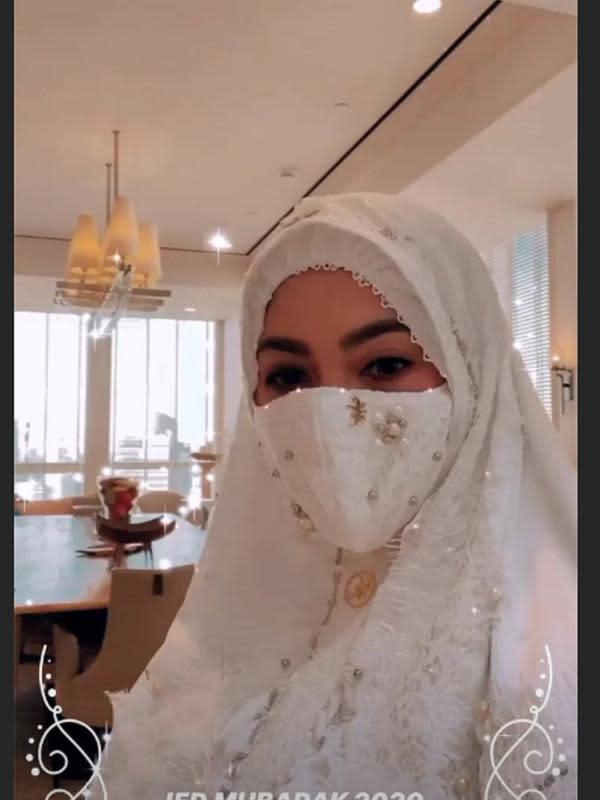 Syahrini (Instagram/ princessyahrini)