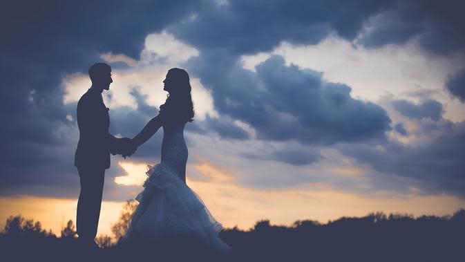 Ilustrasi pasangan menikah.(dok. Pexels/Pixabay/Tri Ayu Lutfiani)