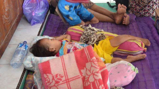 Waspada Penularan Covid-19 di Pengungsian Bencana Alam di Cilacap