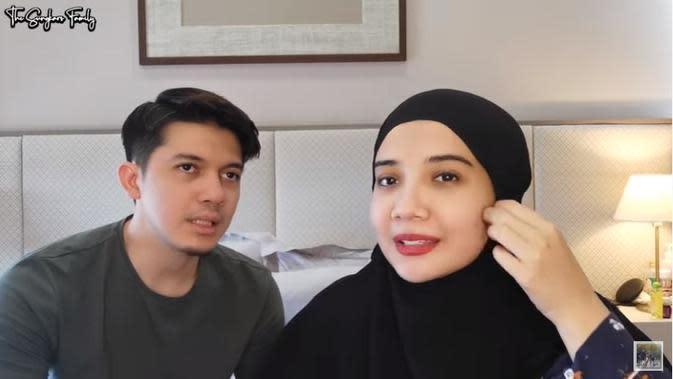 Zaskia Sungkar - Irwansyah (Foto: YouTube)