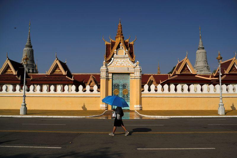 Kamboja laporkan tiga kasus baru corona