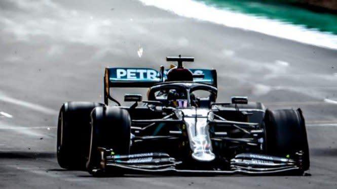 Tak Maksimal di GP Italia, Hamilton Masih Kokoh di Puncak Klasemen F1
