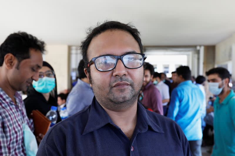 Pakistani police release journalist accused of defaming army