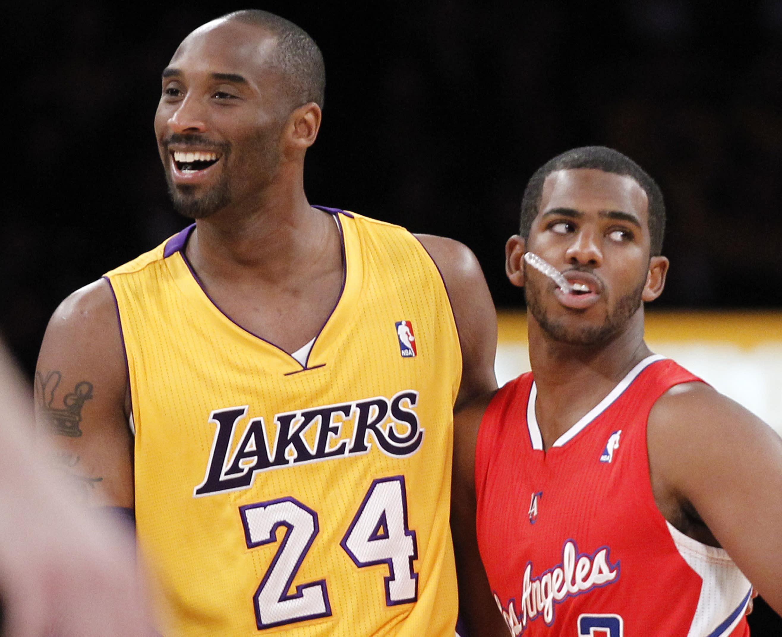 【運動專欄/HBK】Kobe當年如果與CP3連線有搞頭嗎?『籃球原因』只有1個最大受害者....