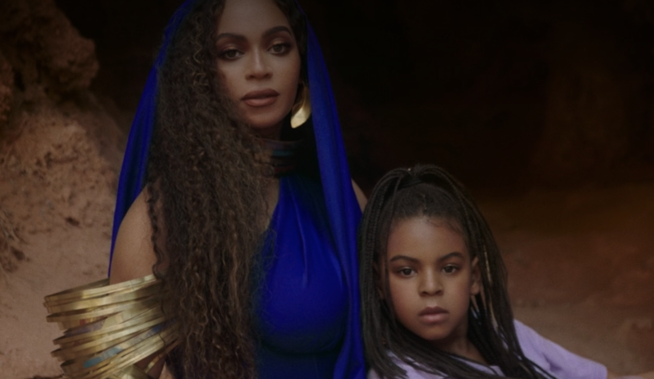 <p>Beyoncé and Jay-Z's daughter makes several appearances throughout <em>Black Is King</em>, and it's already clear that she's set to follow in her mom's footsteps when it comes to performing.</p>