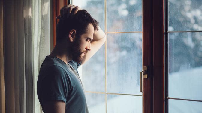 Ilustrasi depresi. (iStockphoto)