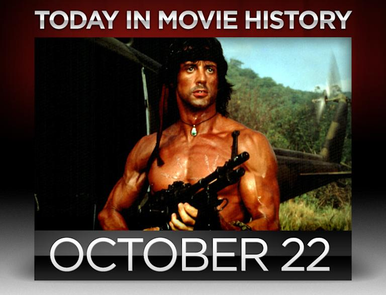 today in movie history, october 22