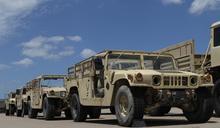 美軍悍馬車加裝套件 行駛更安全
