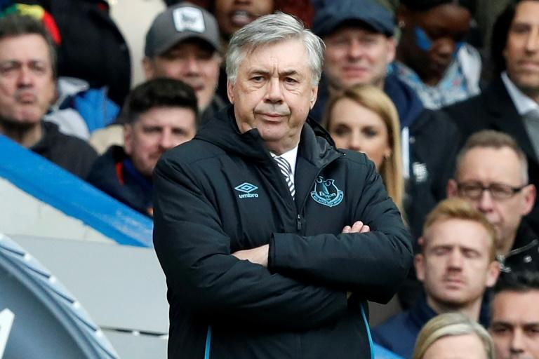 """Everton boss Carlo Ancelotti has warned that the current crisis will """"change us profoundly"""""""