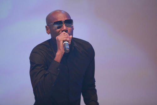 "In this photo taken Sunday June 30, 2013, hip hop artist 2Face Idibia performs during the launch of EbonyLife TV, Africa's first global black entertainment network in Lagos, Nigeria. Mo Abudu, who could be considered Africa's Oprah Winfrey, is launching an entertainment network that will be beamed into nearly every country on the continent with programs showcasing its burgeoning middle class. Mosunmola ""Mo"" Abudu wants EbonyLife TV to inspire Africans and the rest of the world, and change how viewers perceive the continent. (AP Photo/Sunday Alamba)"