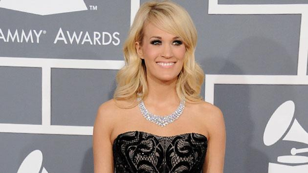 Carrie Underwood Dazzles in Red Carpet-Record $31 Million Worth of Diamonds