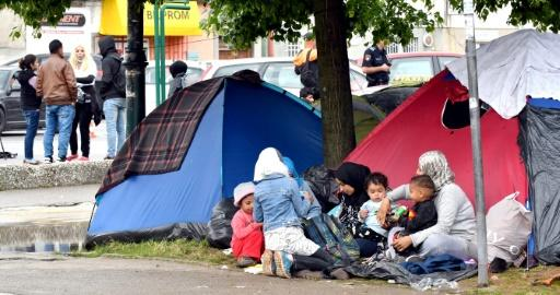A growing number of migrants are carving a new Balkan route through Bosnia to reach the European Union raising fears of a humanitarian and security crisis in the impoverished country