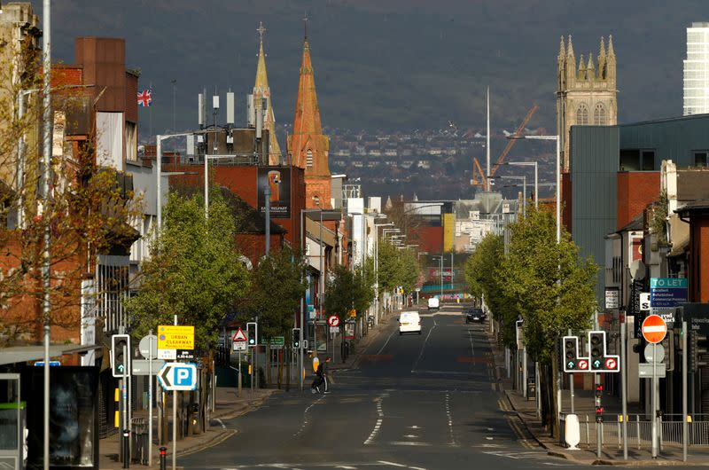 Northern Ireland to drop COVID-19 quarantine for same countries as England