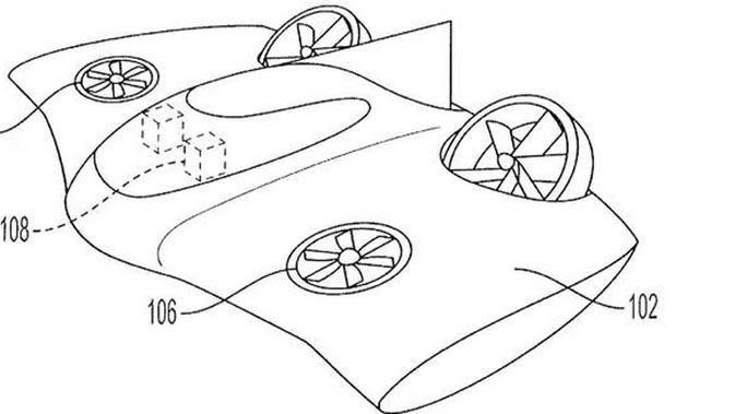Porsche Kepincut Mobil Terbang, Intip Desainnya