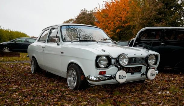 Escort through autumn: Flickr photo of the day