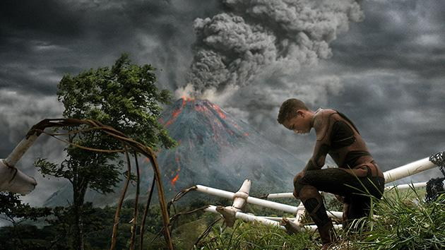 Father-Son Bonding Gets Very, Very Dangerous in New 'After Earth' Trailer