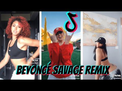 "<p>TikTok was filled with the original Savage dance for weeks, but Beyoncé's addition to the song added a whole new verse to dance to. </p><p><a href=""https://www.youtube.com/watch?v=PwteGCiO5DA"">See the original post on Youtube</a></p>"