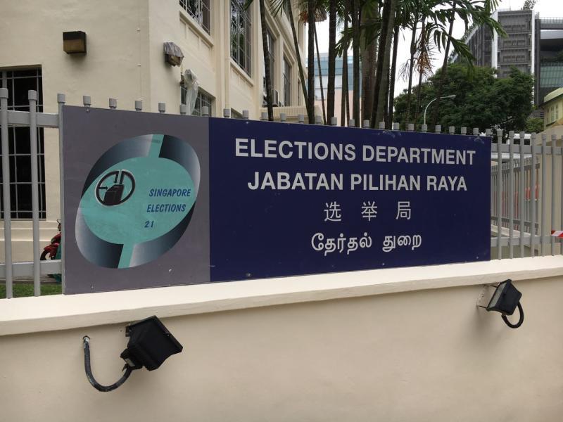 Elections Department Singapore (Yahoo News Singapore file photo)