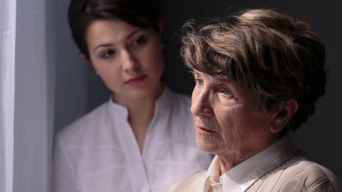 Penyakit Alzheimer (Sumber: iStockphoto)