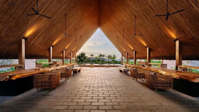 Sheraton Belitung Resort   dok. Sheraton Hotels