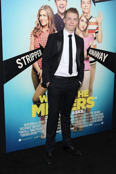 """We're The Millers"" New York Premiere - Outside Arrivals"