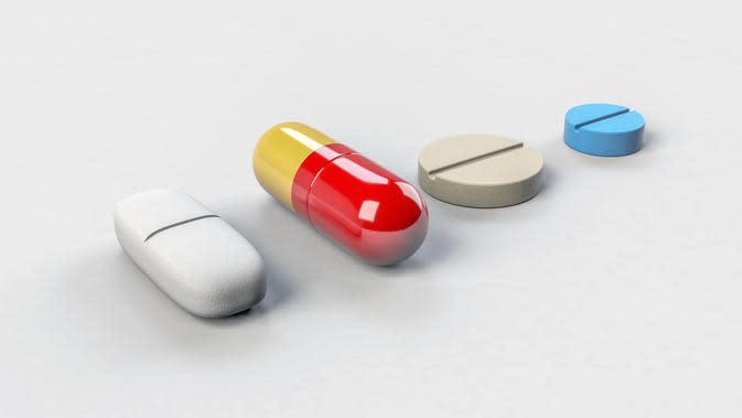 Ilustrasi antibiotik. Kredit: Arek Socha via Pixabay