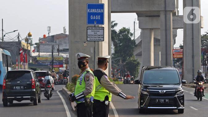 Ganjil Genap untuk Sepeda Motor, Kadishub: Belum Diberlakukan