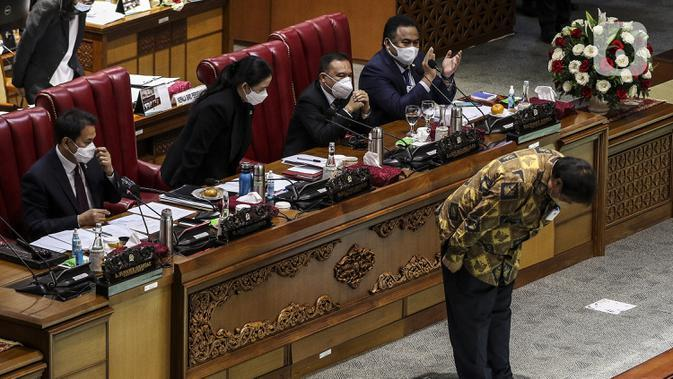 Pemerintah Pastikan Hak Buruh Tetap Terjamin Lewat UU Omnibus Law