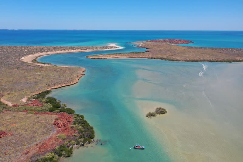 Underwater: Australia's oil industry faces new indigenous heritage test