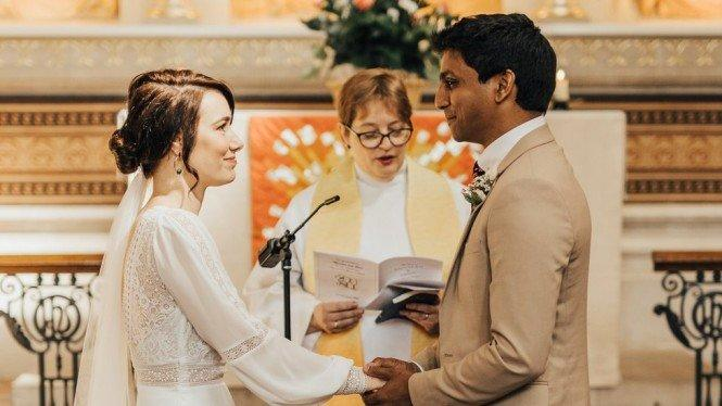 Wabah Corona, Dokter dan Perawat Menikah di RS Tempat Bekerja