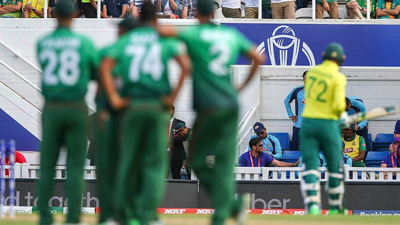 Bangladesh defeat leaves South Africa's cup hopes in tatters