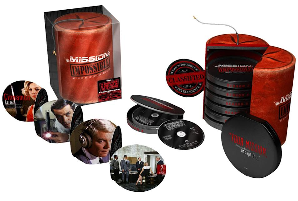 """Mission: Impossible -- The Complete Television Collection"" (Paramount Home Video)"