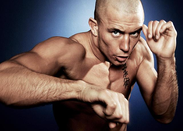 The lost topic in Georges St. Pierre's war of words with the UFC