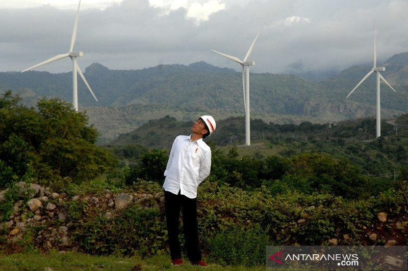 Pengembangan energi terbarukan belum optimal, minim dukungan politik