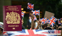 【國安法】持BNO港人明年1月起可申請特別簽證 留5年後可申請定居