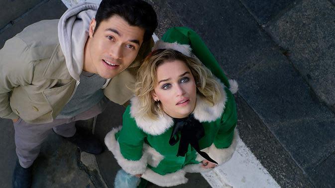 Salah satu adegan film Last Christmas. (Foto: Dok. IMDb/ Universal Pictures)
