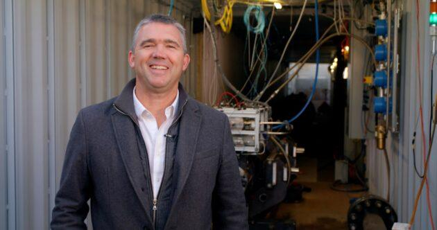 HyperSciences CEO Mark Russell