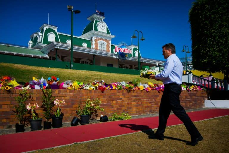 Australian theme park fined millions for ride deaths